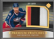 11/12 Ultimate Collection Premium Swatches Patch Jeff Carter /25 PS-JC Jackets