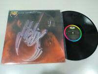 "Helix Walkin The Razor´s Edge 1984 USA Edition - LP Vinilo 12"" VG/VG"
