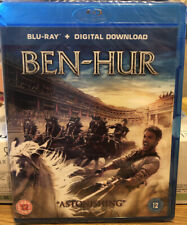 Ben Hur - 2016 - Blu-ray + Digital Download) Action Adventure Epic Romans Swords