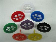 New Pinball Machine Pop Bumper Skirt Wafer Choice of Color