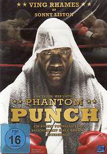 DVD NEU/OVP - Phantom Punch - Ving Rhames, Stacey Dash & Nicholas Turturro