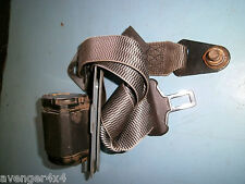 LAND ROVER DISCOVERY 300 TDI REAR, DRIVER SIDE SEAT BELT BTR7768LNF