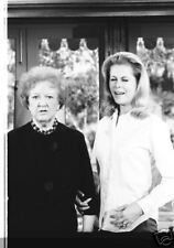BEWITCHED ELIZABETH MONTGOMERY MARION LORNE RARE ON SET ABC TV PHOTO NEGATIVE
