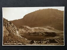 Vintage Postcard - Cumberland #52- RP Sprinkling Tark & Great End Keswick Judges