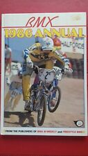 BMX Annual 1986 ( Old School ) 78 pages