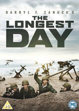 The Longest Day DVD (2014) John Wayne ***NEW***