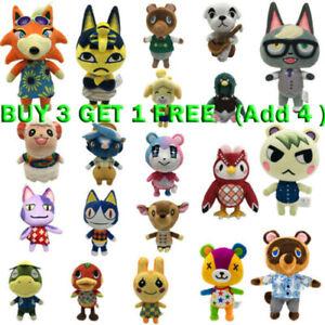 Animal Crossing Plush Toy Doll Marshal Raymond Soft Stuffed Kid Birthday Gift