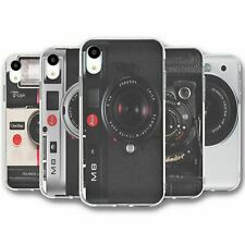 For iPhone XR Silicone Case Cover Camera Collection 1