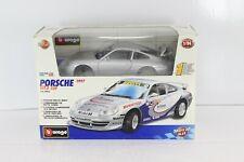 BBURAGO DIE-CAST METAL KIT 1/24 PORSCHE GT3 1997 COD.59631 BURAGO