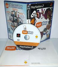 EYE TOY PLAY - Playstation 2 Ps2 Play Station Gioco Game
