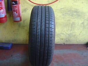 1 x 225 x 60 x 17 Pirelli Cinturato P7 7mm runflat