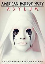 American Horror Story Asylum ~ The Complete Season 2 Two Second Season Brand New