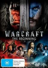 WARCRAFT - The Beginning : NEW DVD