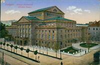 Ansichtskarte Stuttgart Königl. Hoftheater Großes Haus um 1910  (Nr.931)