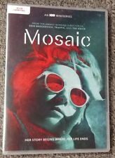 Mosaic HBO series (DVD, 2018)  Sharon Stone