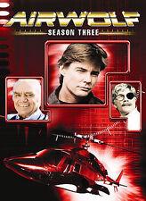 Airwolf - Season 3 (DVD, 2007, 5-Disc Set)