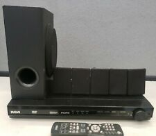 RCA RTD3236EH 5.1 Channel Surround Sound DVD Home Theater System 100 Watts