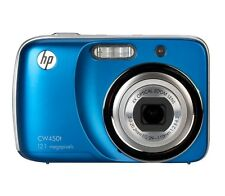 HP CW450T 12 MP Digital Camera with 4X Optical Zoom and 2.7-Inch Touchscreen ...