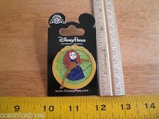 BRAVE Merida with bow Disney Pin MOC on card