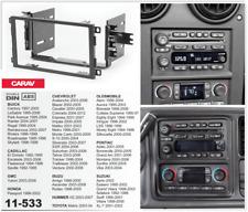 CARAV 11-533 2Din Kit de instalación de radio de coche SUZUKI Swift etc