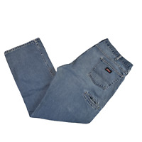 Vintage DICKIES Mens Jeans W41 L32  Straight Relaxed Denim
