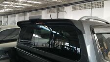 REAR SPOILER V.1 PAINTED FOR NISSAN FRONTIER NAVARA NP300 2014 - 2019