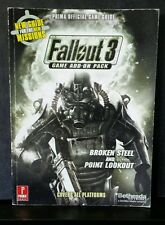Fallout 3 Prima Official Game Guide Game Add-On Pack