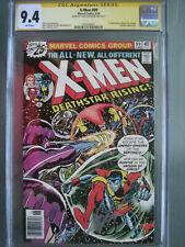 X-Men #99 CGC 9.4 SS **Signed Chris Claremont** 1st Black Tom Cassidy