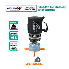 JETBOIL ZIP Outdoor Camping Hiking Cooking Compact Gas Canister Stove 0.8L CUP