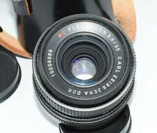 * Lens Zeiss Flektogon  2,4/35mm Red MC No.10008889  for    Pentax M42  Mint