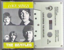 LOVE SONGS The Beatles Cassette Original stereo 1960s Pop classics Collectable