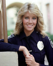 T.J. HOOKER HEATHER LOCKLEAR 8X10 PHOTO