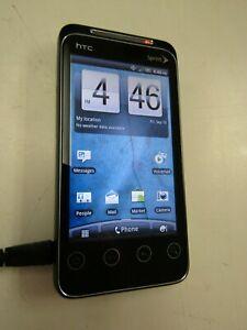 HTC EVO SIFT 4G, (SPRINT), CLEAN ESN, WORKS, PLEASE READ! 43940