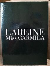 Lareine - Miss Carmilla (Limited) - Japan VHS Visual Kei Kamijo Versailles