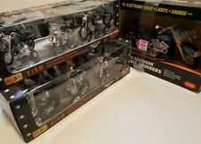 Diecast motorcycle lot of 7 Harley Davidson Motorcycles Buddy L Maisto all New