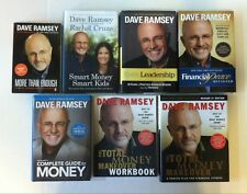Lot 7 Dave Ramsey Books_Financial Peace Revisited, Total Money Makeover Workbook