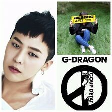 KPOP G-DRAGON VIP Concert Support BannerTOP TAEYANG  BIGBANG DAESUNG SEUNGRI