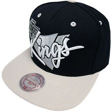 Mitchell & Ness Los Angeles Kings Snapback Cap NZ03Z Triangle script Basecap and