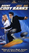 Agent Cody Banks [New VHS] Special Edition, Dolby
