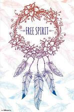 Free Spirit Poster Attrape-rêves