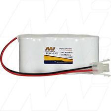 ELB-03-01077 4.8V 4Ah NiCd Emergency Lighting Battery