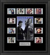 Steptoe and Son Framed 35mm Film Cell Memorabilia Filmcells Movie Cell Presentat