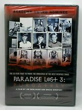 Paradise Lost 3 Purgatory a True Crime Documentary on DVD