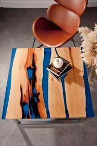 Epoxy Table Furniture Wooden Walnut table Dining/Living/Coffee Decorative Gifts