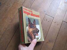 ALPHONSE PACHECO le livre d or du berger allemand de vecchi 1982 photos