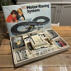 VINTAGE RACING TRACK Toy EINCO Motor Racing System Monzo Set Untested [lym]
