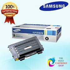 New & Original Samsung CLP-510D7K Black Toner Cartridge CLP-510 CLP-510N
