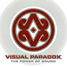 Visual Paradox – The Power Of Sound - NEW MINT CD MELODIC PSY GOA TRANCE