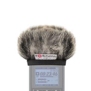 Gutmann Mikrofon Windschutz für Olympus LS-12 / LS-14 Modell HUSKY limitiert