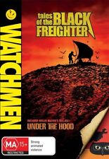 Watchmen - Tales of the Black Freighter (DVD, 2009) New DVD Region 4 Sealed